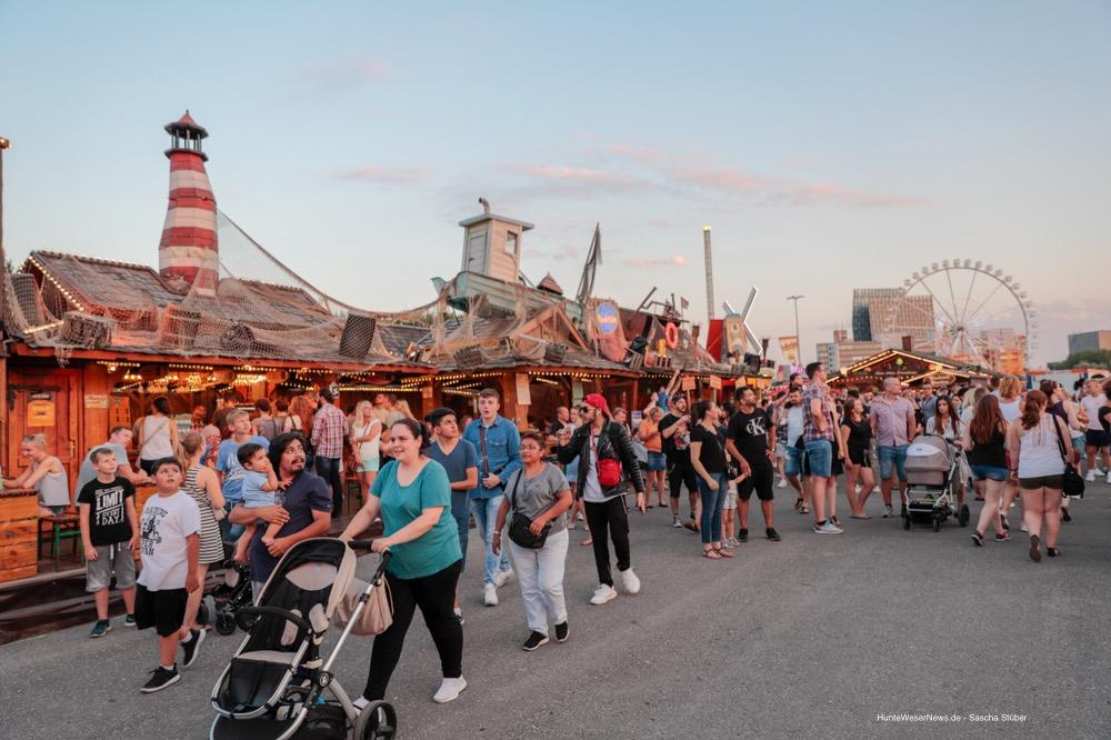 Es ist endlich soweit: Heute beginnt der Hamburger Sommerdom 2021