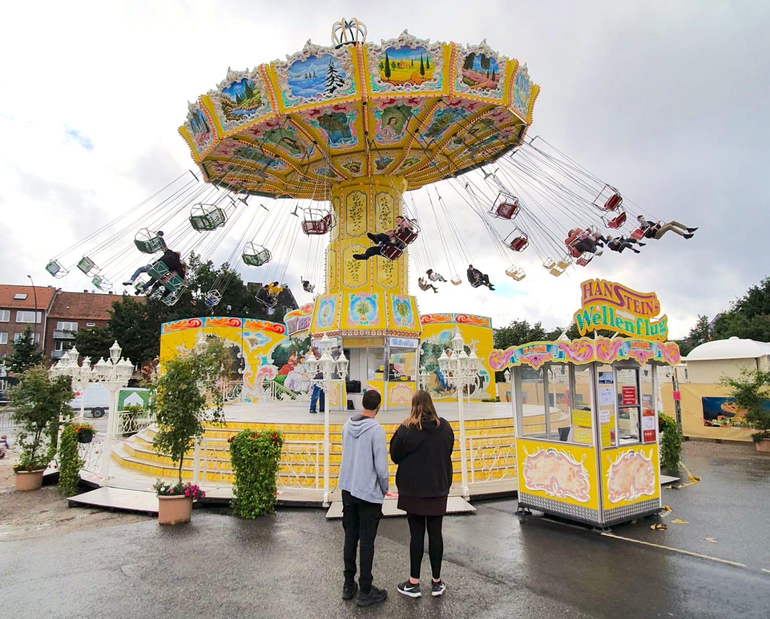 Tipp: Mittwochs ist Familientag auf dem Hamburger Sommerdom