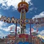 Hangover the Tower kommt zum Bremer Freimarkt 2021