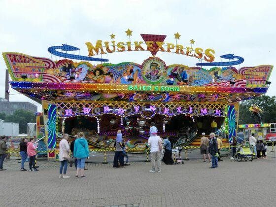 Baiers Musikexpress kommt zum Freimarkt 2021