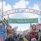 Der Bremer Freimarkt 2021 ist gestartet